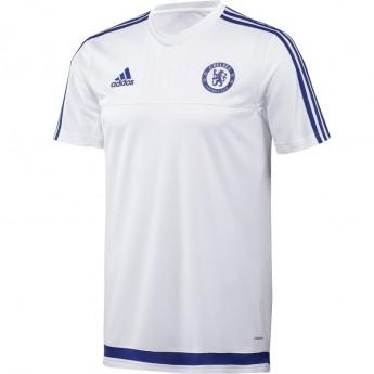 FC Chelsea pánske tréningové tričko white maillot Adidas