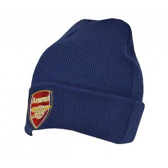 Arsenal čiapka úpletová zimná blue logo