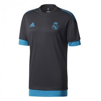 Real Madrid tréningový pánsky dres 17 UCL black