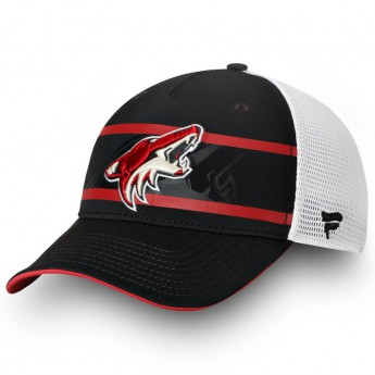 Arizona Coyotes čiapka baseballová šiltovka Authentic Pro Second Season Trucker