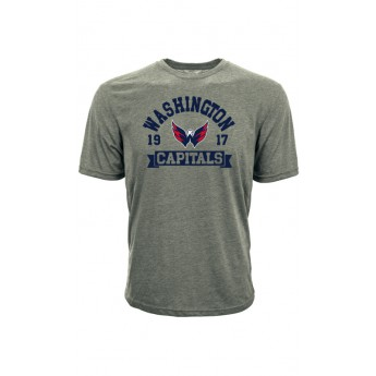Washington Capitals pánske tričko grey Icon Tee