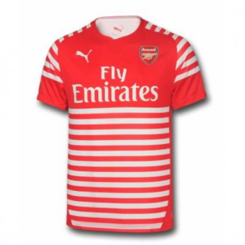 FC Arsenal futbalový dres 16 pre-match