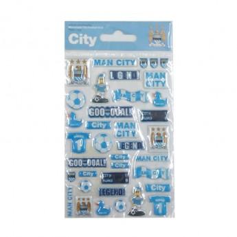 Manchester City samolepky team