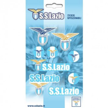 Lazio Roma samolepky Sticker Set