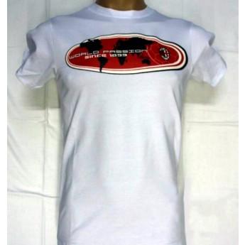 AC Milan Pánske tričko bianco