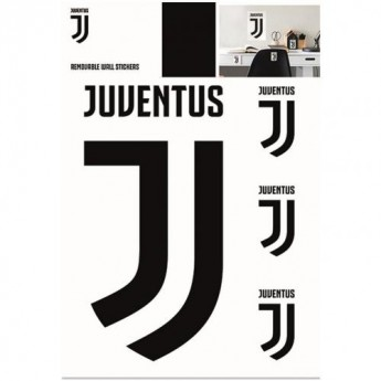 Juventus Torino samolepky na stenu Wall Sticker A4