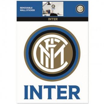 Inter Milano samolepky na stenu Wall Sticker A4