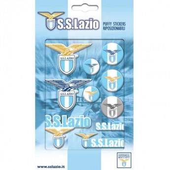 Lazio Roma samolepky Bubble Sticker Set