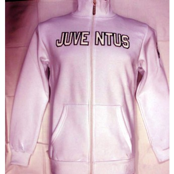 Juventus pánska mikina bianco