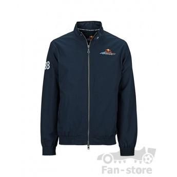 Red Bull Racing pánska bunda blau