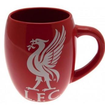 Liverpool hrnček keramický oválny