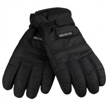 FC Celtic zimné rukavice Adult Ski Gloves