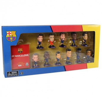 FC Barcelona set figúrok SoccerStarz Team Pack