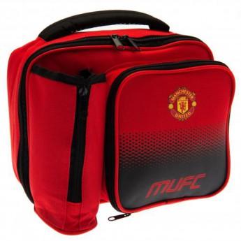 Manchester United taška na desiatu Fade Lunch Bag