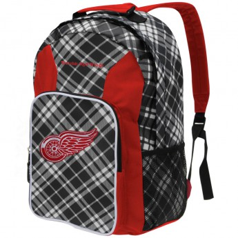 Detroit Red Wings batoh Plaid Southpaw