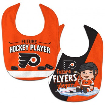 Philadelphia Flyers detský podbradník WinCraft Future Hockey Player 2 Pack