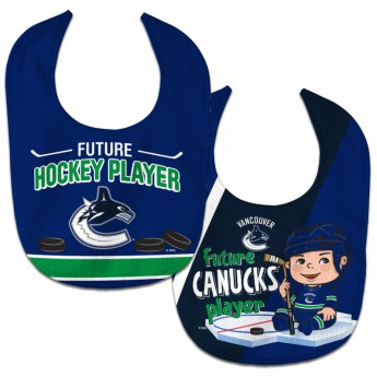 Vancouver Canucks detský podbradník WinCraft Future Hockey Player 2 Pack