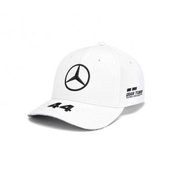 Mercedes AMG Petronas čiapka baseballová šiltovka white Lewis Hamilton F1 Team 2019