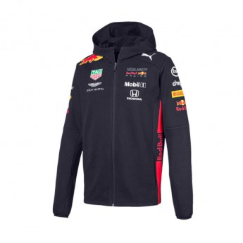 Red Bull Racing pánska mikina s kapucňou navy Team 2019
