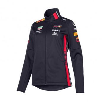 Red Bull Racing dámska bunda softshell navy Team 2019