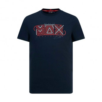 Red Bull Racing pánske tričko navy Max Verstappen Graphic navy Team 2019