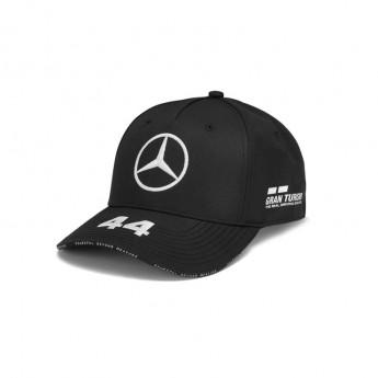 Mercedes AMG Petronas detská čiapka baseballová šiltovka black Lewis Hamilton F1 Team 2019