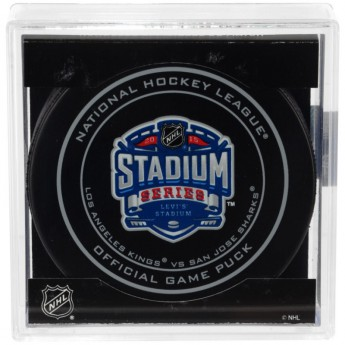NHL produkty puk Stadium Series Official Game Puck
