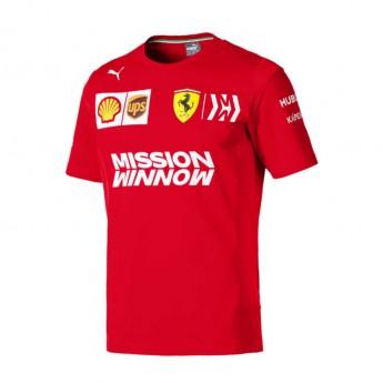 Ferrari pánske tričko red F1 Team 2019