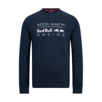 Red Bull Racing pánska mikina navy Crew F1 Team 2019