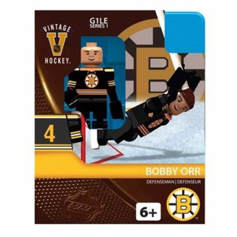 Boston Bruins figúrka Bobby Orr #4 Series1 Oyo Sport