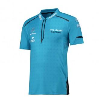 Williams polokošeľa Team blue F1 Team 2019