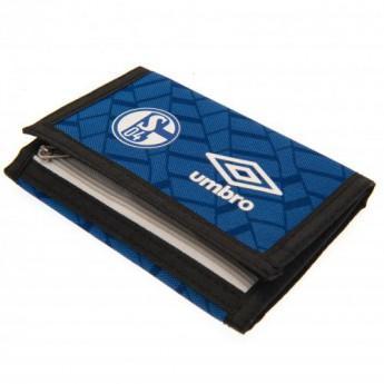 FC Schalke 04 peňaženka Umbro Wallet
