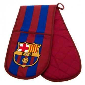 F.C. Barcelona Oven Gloves