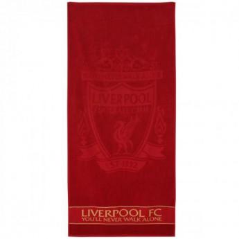 FC Liverpool osuška Embossed Towel